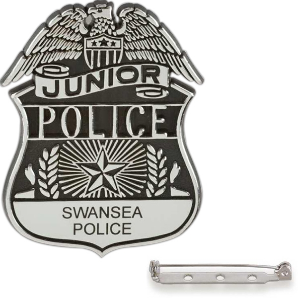 Promotional Junior police badge