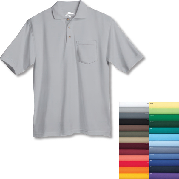 Customized Element Ltd. Short Sleeve Golf Shirt