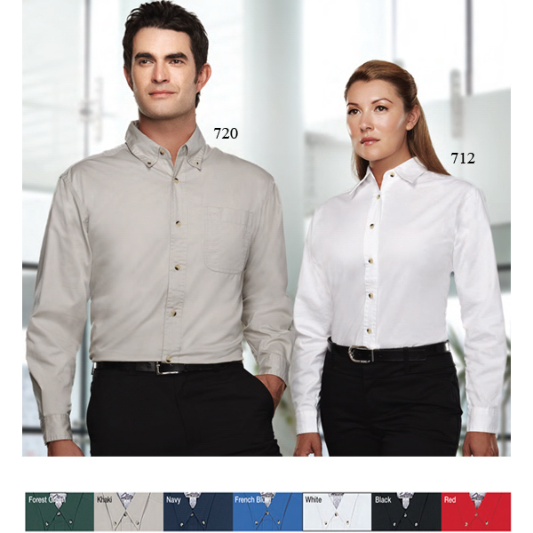 Customized Consultant - Women's twill shirt