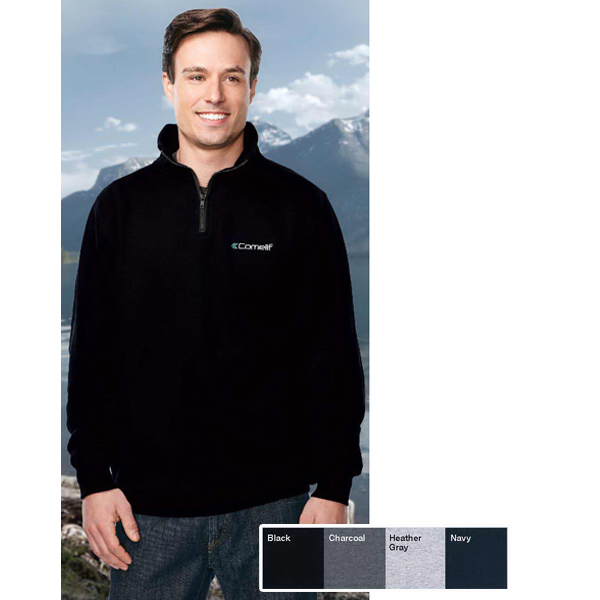 Promotional Viewpoint 1/4-zip Pullover Sweatshirt
