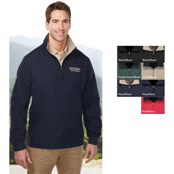 Imprinted Radius - Men's Lightweight Jacket