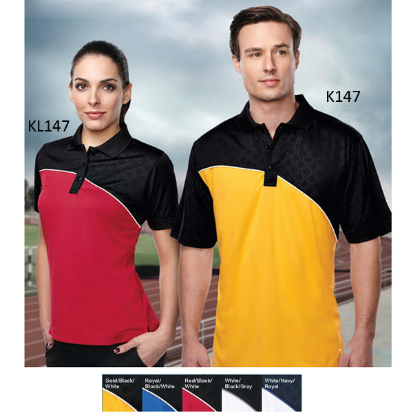 Custom Elite Men's Polo