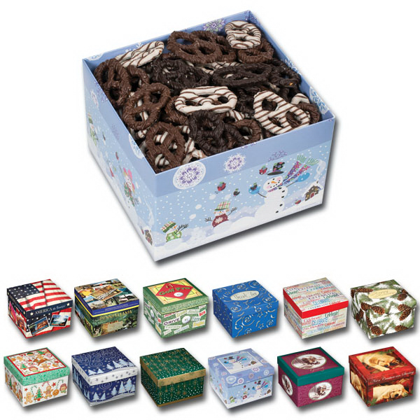Promotional Pretzels - Chocolate Assortment