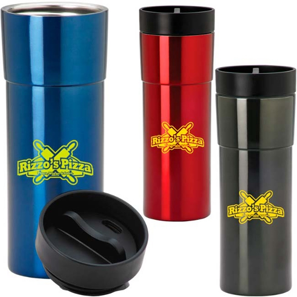 Promotional Modern Stainless Tumbler - 19 oz