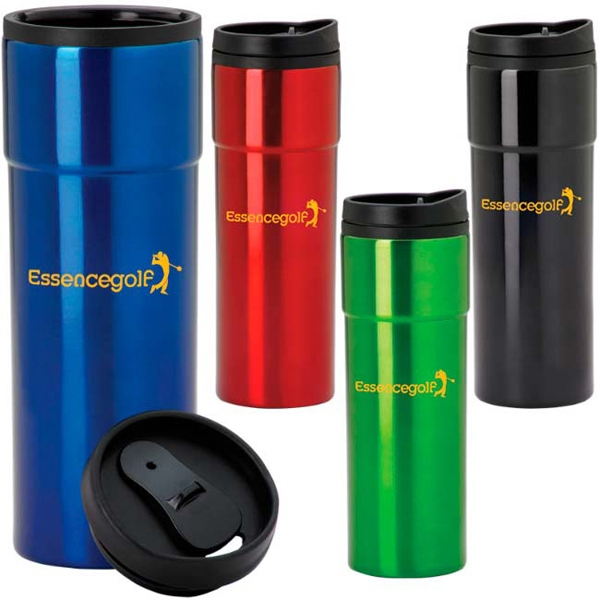 Customized Metallic Reflections Tumbler - 15 oz