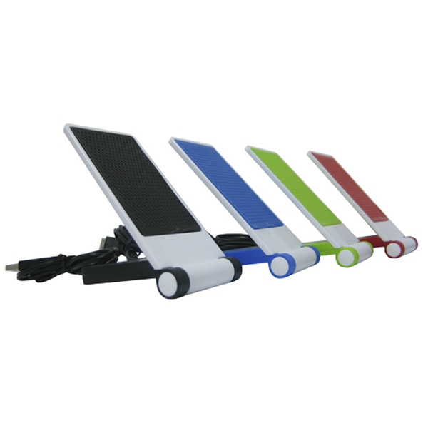 Imprinted Cell Phone Holder With USB