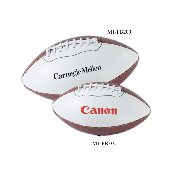 "Promotional 7"" autograph football / full color"