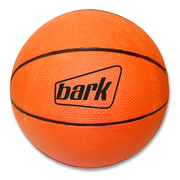 "Customized 7"" mini basketball"