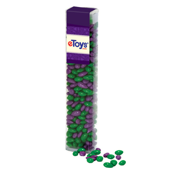 Promotional Candy in flip top tube