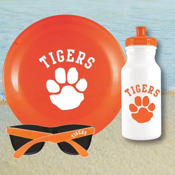 Personalized BEACH KIT 20 ORANGE