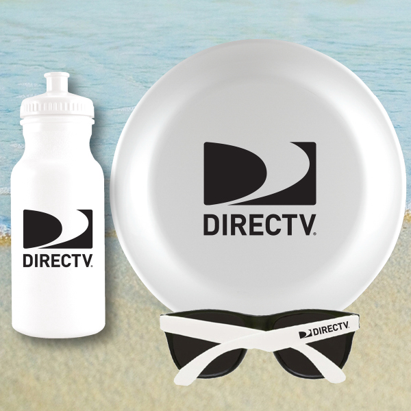 Printed BEACH KIT 20 WHITE