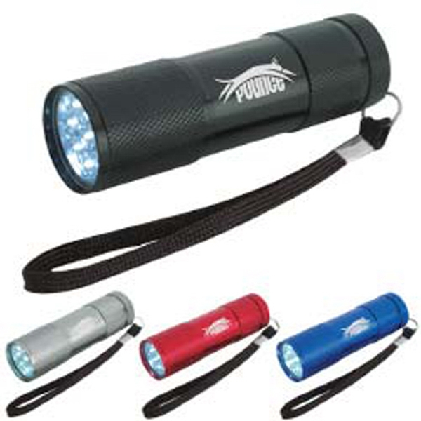 Promotional Aluminum Flashlight