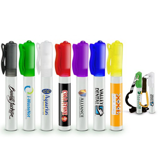 Personalized 0.33 oz. Empty Pen Sprayer