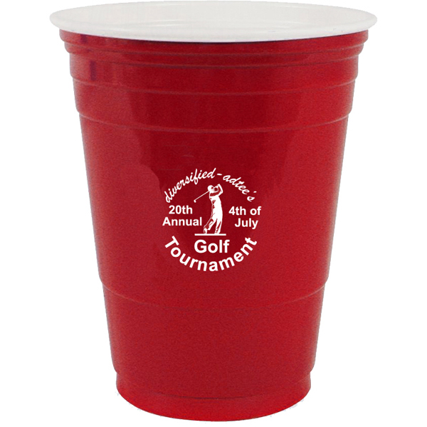 Promotional 16 Oz. Red Solo Cup