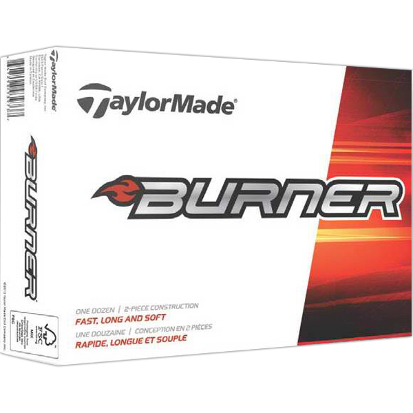 Personalized TaylorMade Burner Golf Balls