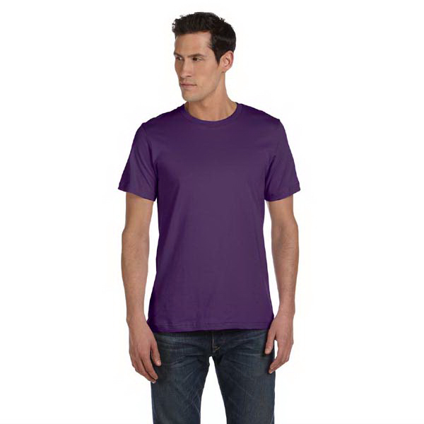 Customized Unisex Made in the USA Jersey Short Sleeve T-shirt