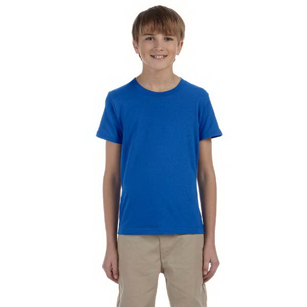Personalized Bella & Canvas Youth Short Sleeve T-shirt