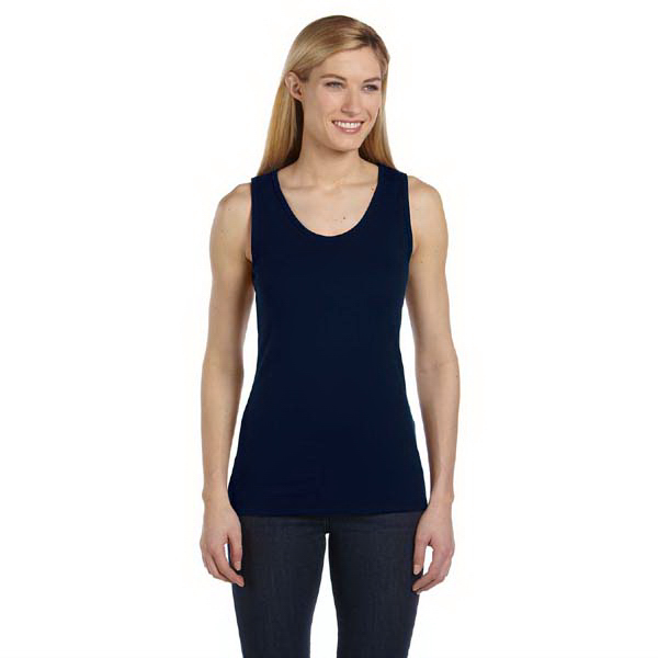 Promotional Bella & Canvas Ladies' Missy Baby Rib Tank