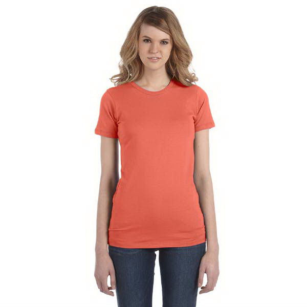 Printed Alternative Ladies' Tear-Away Label T-Shirt