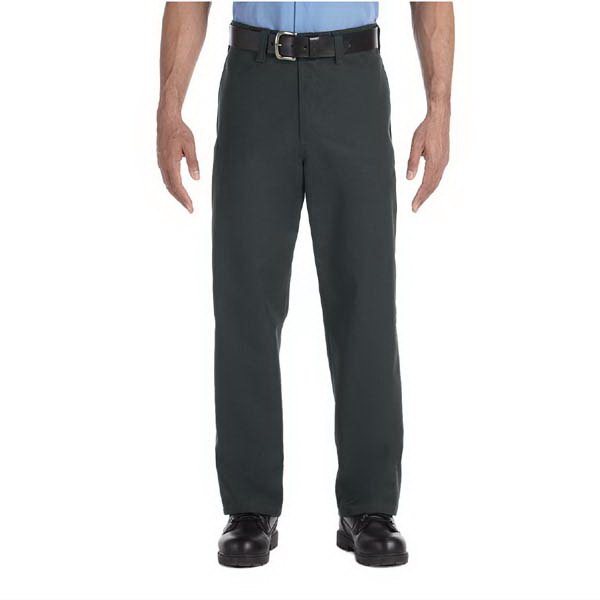 Custom Men's Industrial Flat Front Pant