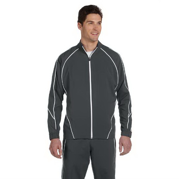 Personalized Russell Athletic Men's Team Prestige Full-Zip Jacket