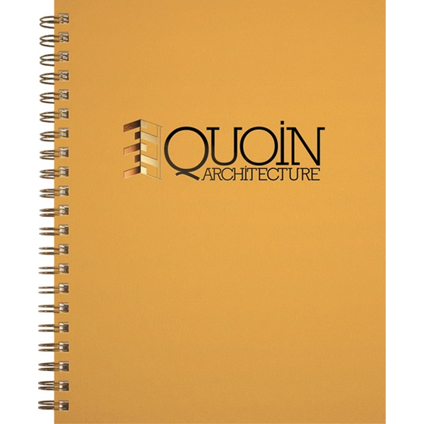 Custom Deluxe Cover Series 3 - Large NoteBook