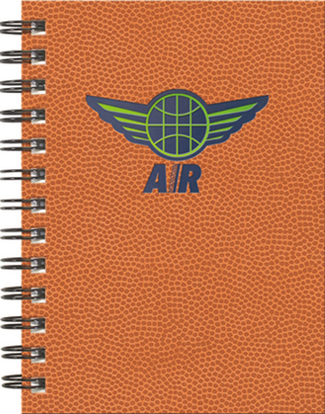 Personalized Deluxe Cover Series 3 - NotePad