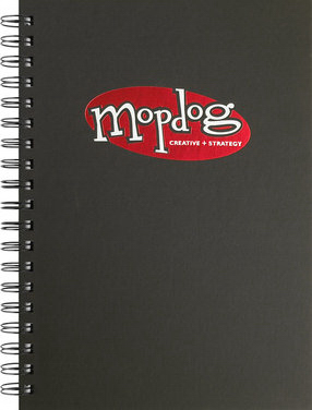 Custom EcoBooks (TM) Large EcoNotes Notebook