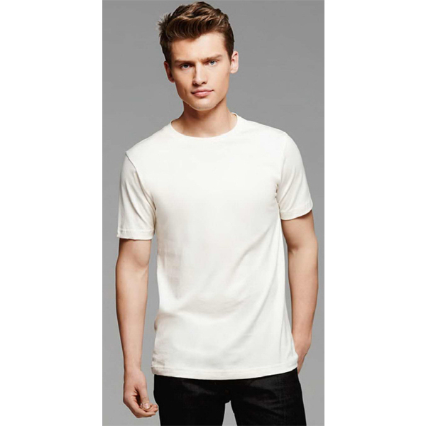 Promotional Bella & Canvas Men's Organic Jersey Short Sleeve T-Shirt