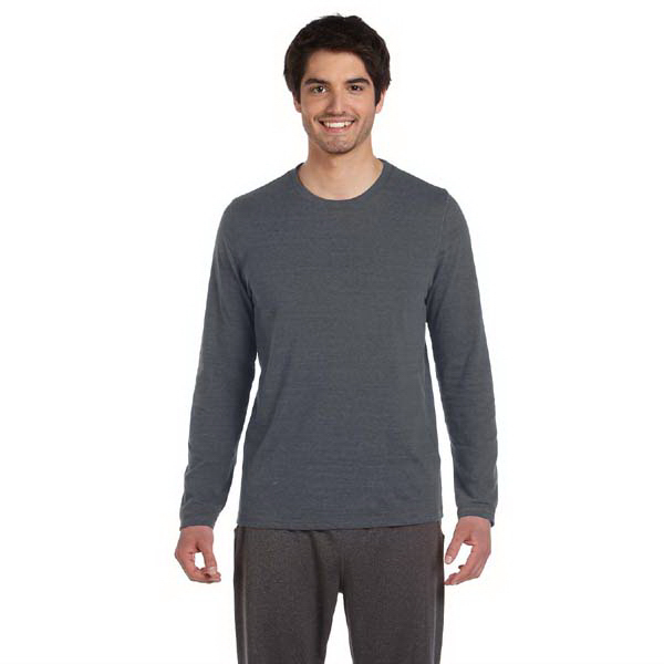 Promotional Alo Men's Performance Triblend Long-Sleeve T-Shirt