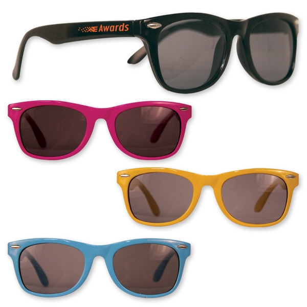Imprinted Blues Brothers Kids Sunglasses - Assorted Colors