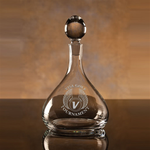Promotional Captains decanter