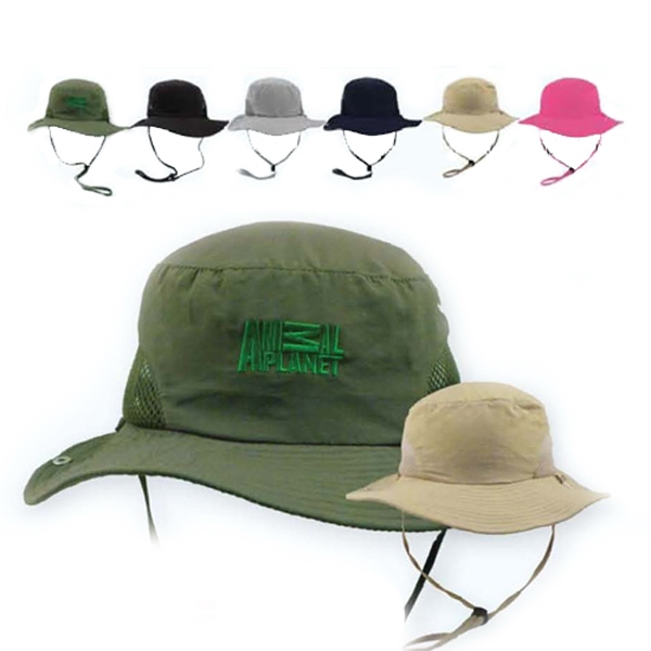Personalized Microfiber Sun Hat