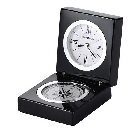 Personalized Endeavor Desk Clock