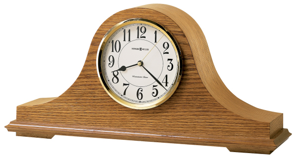Personalized Nicholas Mantel Clock