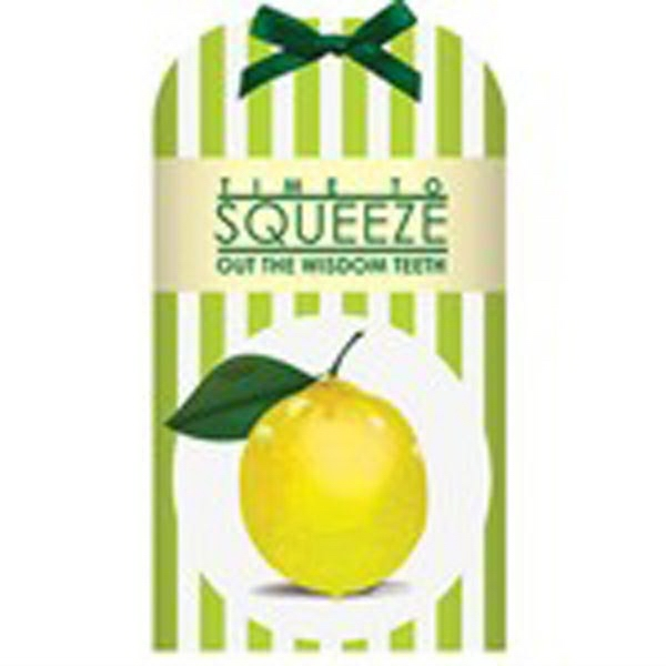 Personalized Stylish Drink Packet/Lemonade
