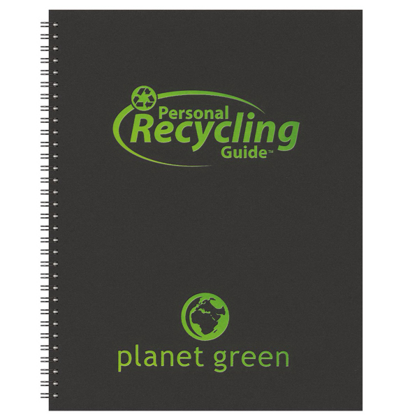 Imprinted Recycling Guide Director Monthly