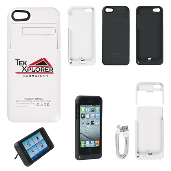 Imprinted Charger Case for iPhone 5