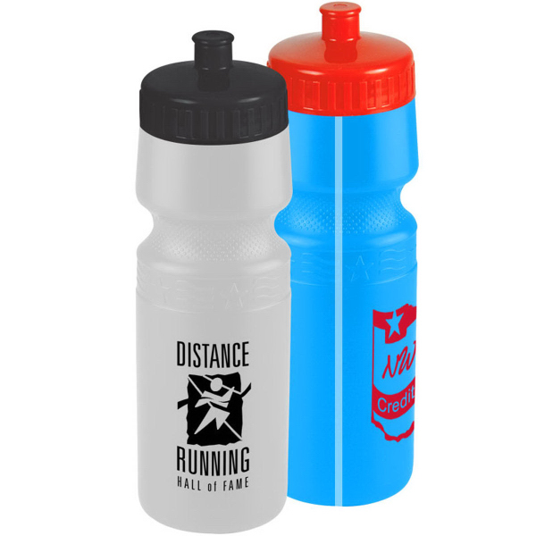 Promotional The Cyclist 24 oz Bike Bottle
