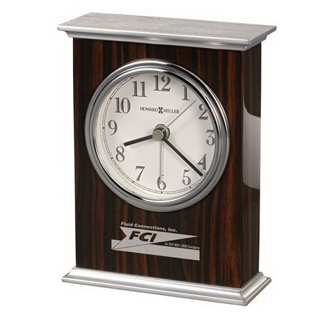 Printed Regal Tabletop Alarm Clock