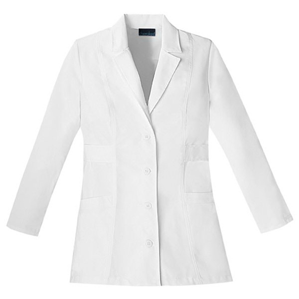 "Imprinted Cherokee 30"" Women's Lab Coat"