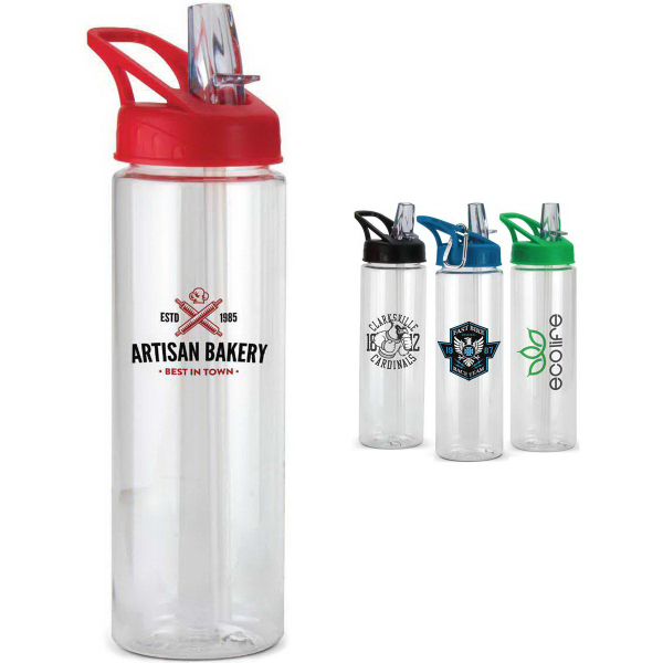 Personalized 24 oz. BPA free water bottle