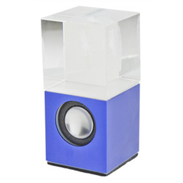 Printed Mini Crystal USB Speaker