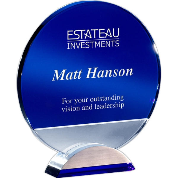 Customized Unity Circle Award