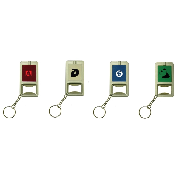 Personalized Key Chain - LED