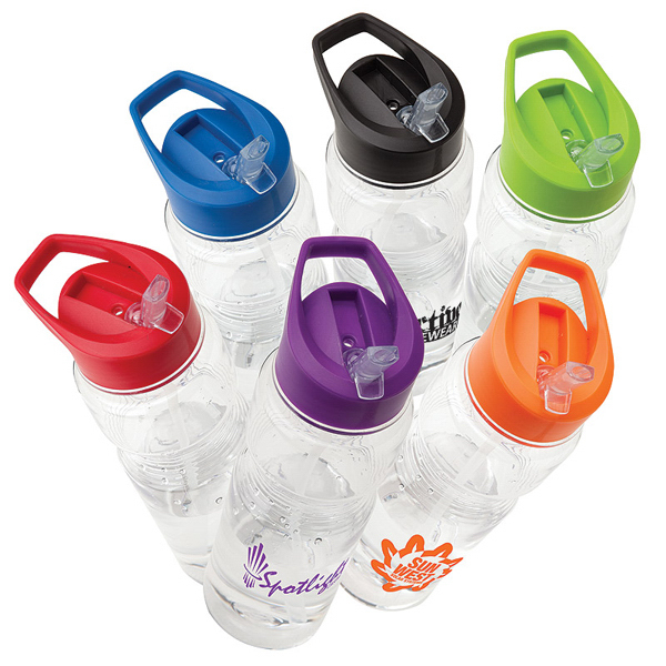 Imprinted 24 oz. Tritan Water Bottle