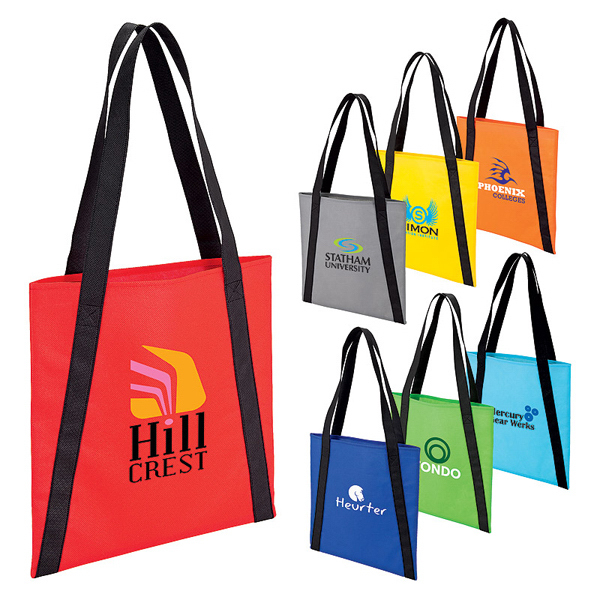 Personalized Recyclable Non Woven Tote Bag