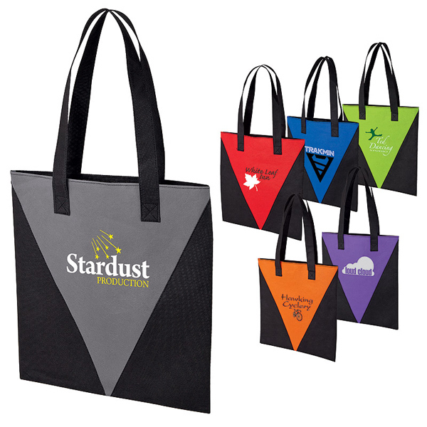 Custom Recyclable Non Woven Tote Bag