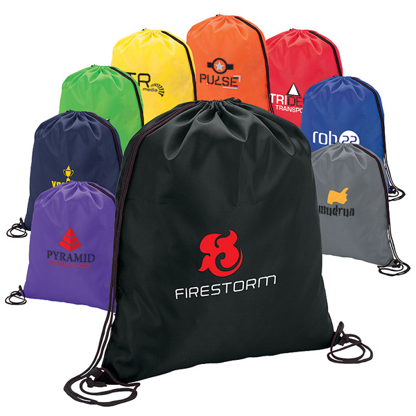 Customized Light 210D Poly Sport Bag