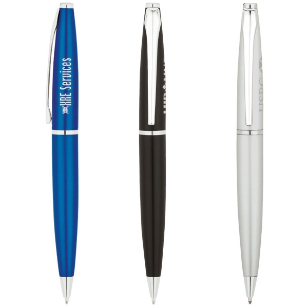Imprinted Sleek Aluminum Pen